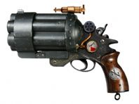 Steampunk Gun<br>The Liberator